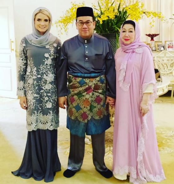 Từng bị phản đối vì quá khác biệt, nàng dâu ngoại quốc của hoàng gia Malaysia có cuộc sống thay đổi hoàn toàn sau 1 năm kết hôn với Thái tử - ảnh 10
