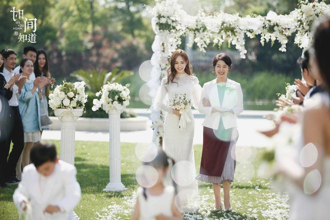 9 cô dâu nhan sắc đỉnh bức người ở màn ảnh Hoa ngữ: Cứ nghĩ thần thái là thế nhưng Địch Lệ Nhiệt Ba vẫn chưa phải đỉnh nhất nha! - ảnh 16