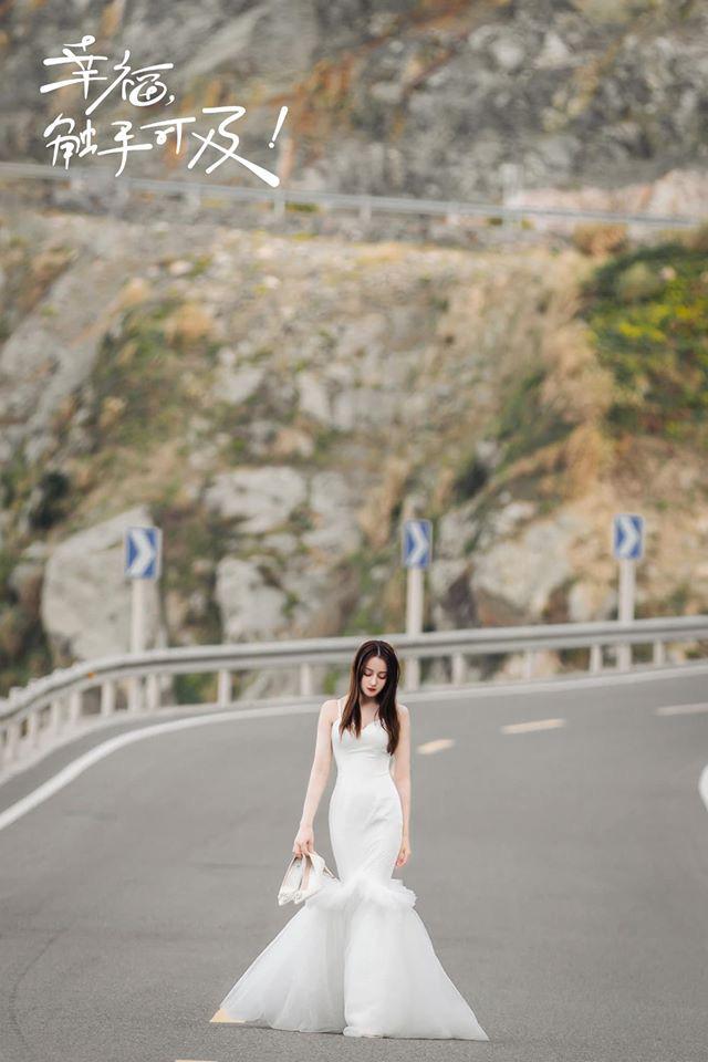 9 cô dâu nhan sắc đỉnh bức người ở màn ảnh Hoa ngữ: Cứ nghĩ thần thái là thế nhưng Địch Lệ Nhiệt Ba vẫn chưa phải đỉnh nhất nha! - ảnh 4
