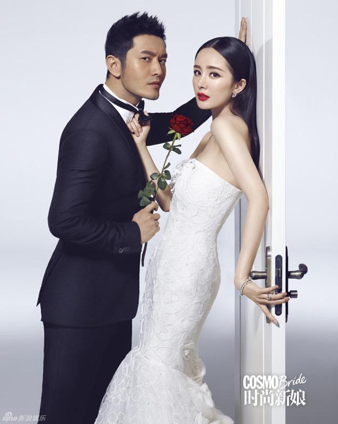 9 cô dâu nhan sắc đỉnh bức người ở màn ảnh Hoa ngữ: Cứ nghĩ thần thái là thế nhưng Địch Lệ Nhiệt Ba vẫn chưa phải đỉnh nhất nha! - ảnh 21