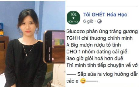 Admin Tôi Ghét Hoá Học sáng tác thơ đáp trả màn tỏ tình của Tôi Yêu Hoá học cực gắt, đối thủ nghe xong chỉ biết câm nín