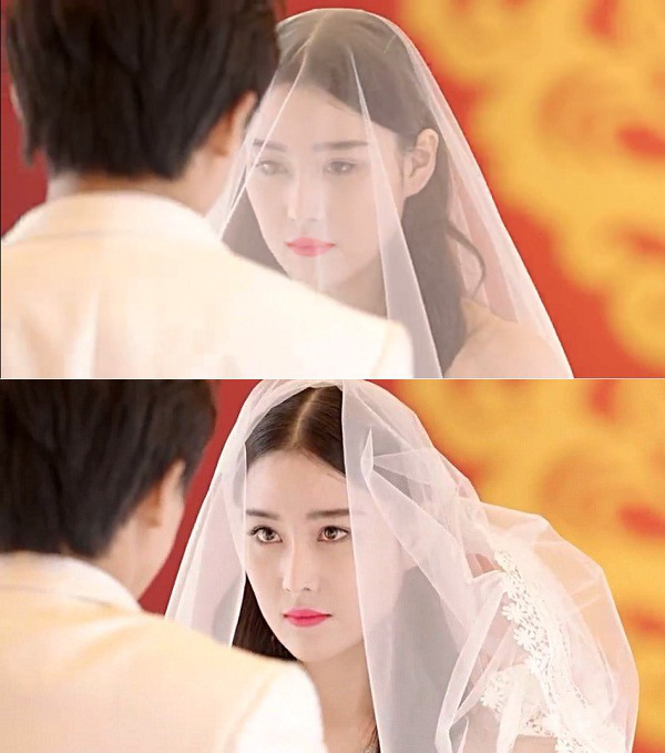 9 cô dâu nhan sắc đỉnh bức người ở màn ảnh Hoa ngữ: Cứ nghĩ thần thái là thế nhưng Địch Lệ Nhiệt Ba vẫn chưa phải đỉnh nhất nha! - ảnh 23