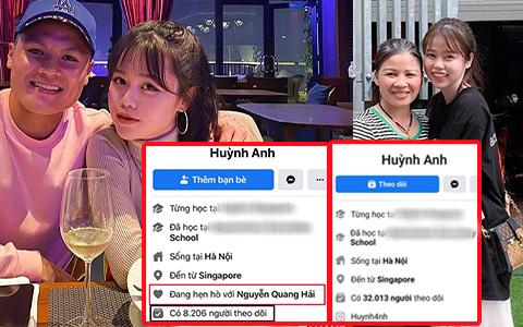 Huỳnh Anh bỏ trạng thái hẹn hò với Quang Hải trong đêm trước khi về ra mắt gia đình - ảnh 3