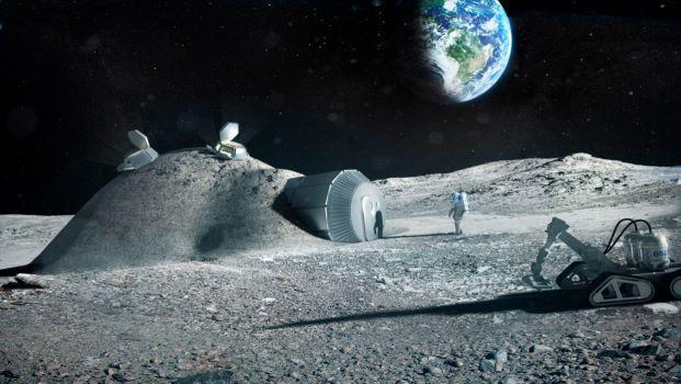 Nước tiểu của phi hành gia trở thành thứ quý hiếm trên Mặt Trăng - ảnh 2