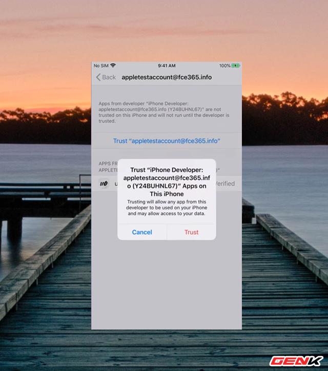 Sau 3 ngày ra mắt, iOS 13.5 đã bị hacker bẻ khoá và jailbreak thành công - ảnh 7