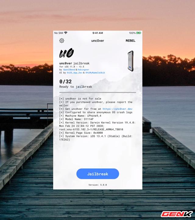 Sau 3 ngày ra mắt, iOS 13.5 đã bị hacker bẻ khoá và jailbreak thành công - ảnh 8
