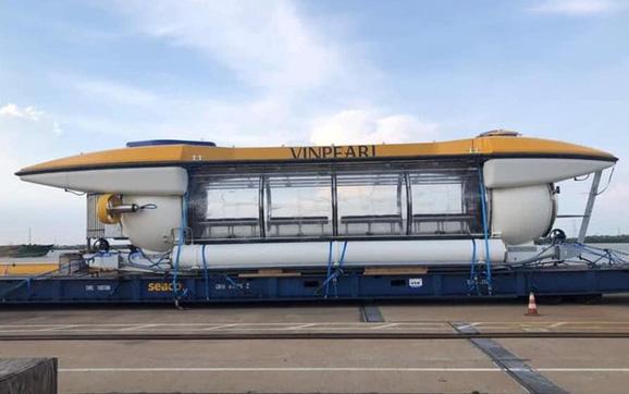 Muốn đi tàu ngầm mới của tỷ phú Phạm Nhật Vượng ở Nha Trang, du khách sẽ phải mua vé đắt ngang vé máy bay?