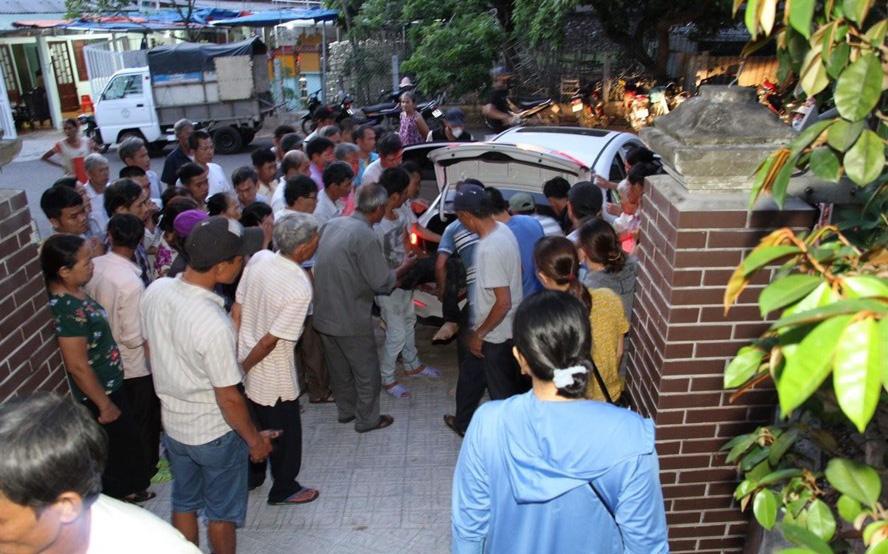 Công an Đà Nẵng thông tin vụ thi thể công nhân chết ở công trường, cho vào ô tô chở ra Huế