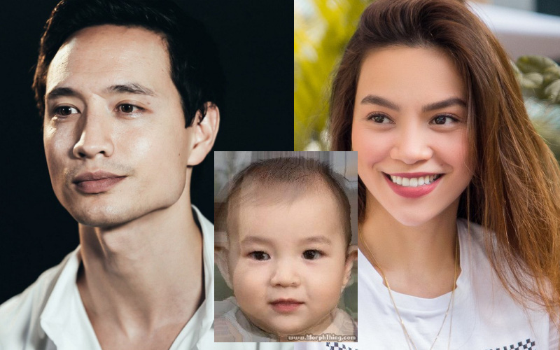 Chưa chào đời nhưng con của Hà Hồ và Kim Lý đã được netizen dự đoán gen cực phẩm, visual hàng đầu showbiz