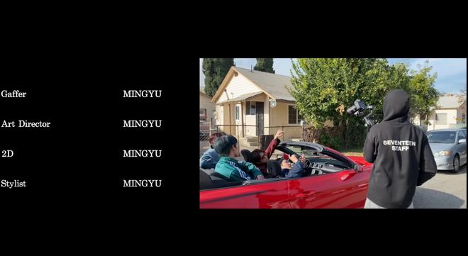 Hậu về chung nhà với BTS, SEVENTEEN kỉ niệm 5 năm debut với video cây nhà lá vườn, thành viên dính phốt Itaewon quá đa tài làm fan tự hào - ảnh 4