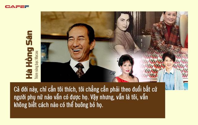 Chuyện đời ly kỳ của 4 bóng hồng kề cận trùm sòng bạc Macau suốt 98 năm cuộc đời: Xuất thân khác biệt nhưng nhan sắc và tài năng đều có thừa - ảnh 1