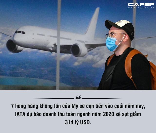 Giá vé máy bay sẽ đắt cắt cổ sau Covid-19? - ảnh 2