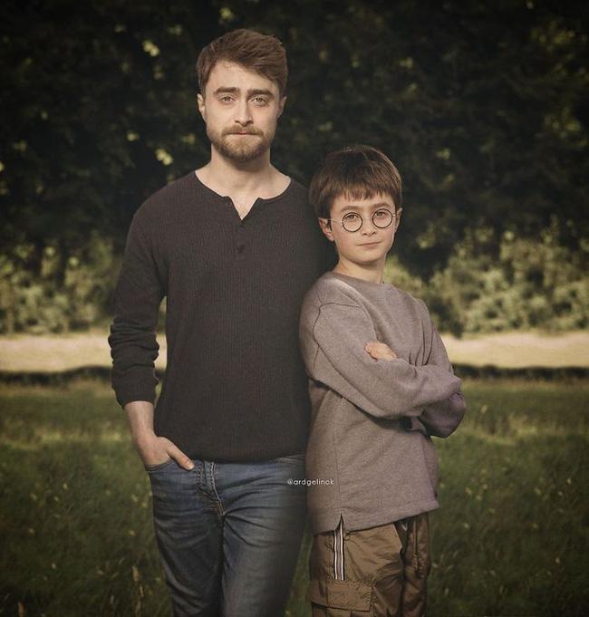 Loạt ảnh phơi bày sự thay đổi nhan sắc của dàn sao Hollywood qua thời gian: Harry Potter xuống sắc một trời một vực nhưng chưa sốc bằng Leonardo DiCaprio - ảnh 4