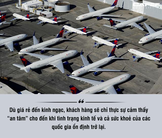 Giá vé máy bay sẽ đắt cắt cổ sau Covid-19? - ảnh 6