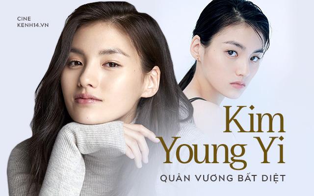 """""""Thánh nữ trà sữa"""" Kim Young Ji của Quân Vương Bất Diệt: Nhan sắc lai tây thượng thừa hớp hồn loạt mĩ nam Kbiz"""