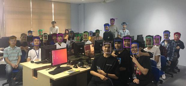 Trường đầu tiên tại Việt Nam thử nghiệm hệ thống camera nhận diện khuôn mặt trong giờ kiểm tra, thi cử - ảnh 5