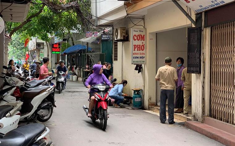 Hà Nội: Phát hiện nam sinh viên tử vong trong tư thế treo cổ tại nhà riêng