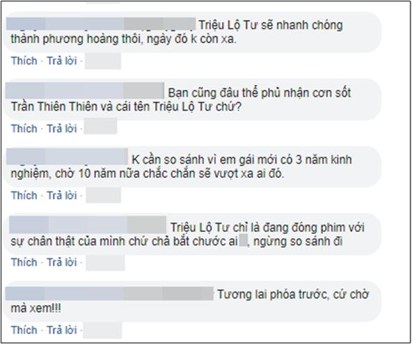 Blogger xứ Trung dự đoán Tiểu Song Hye Kyo sẽ soán ngôi Triệu Lệ Dĩnh, netizen hậm hực: Ngừng so sánh đi! - ảnh 15