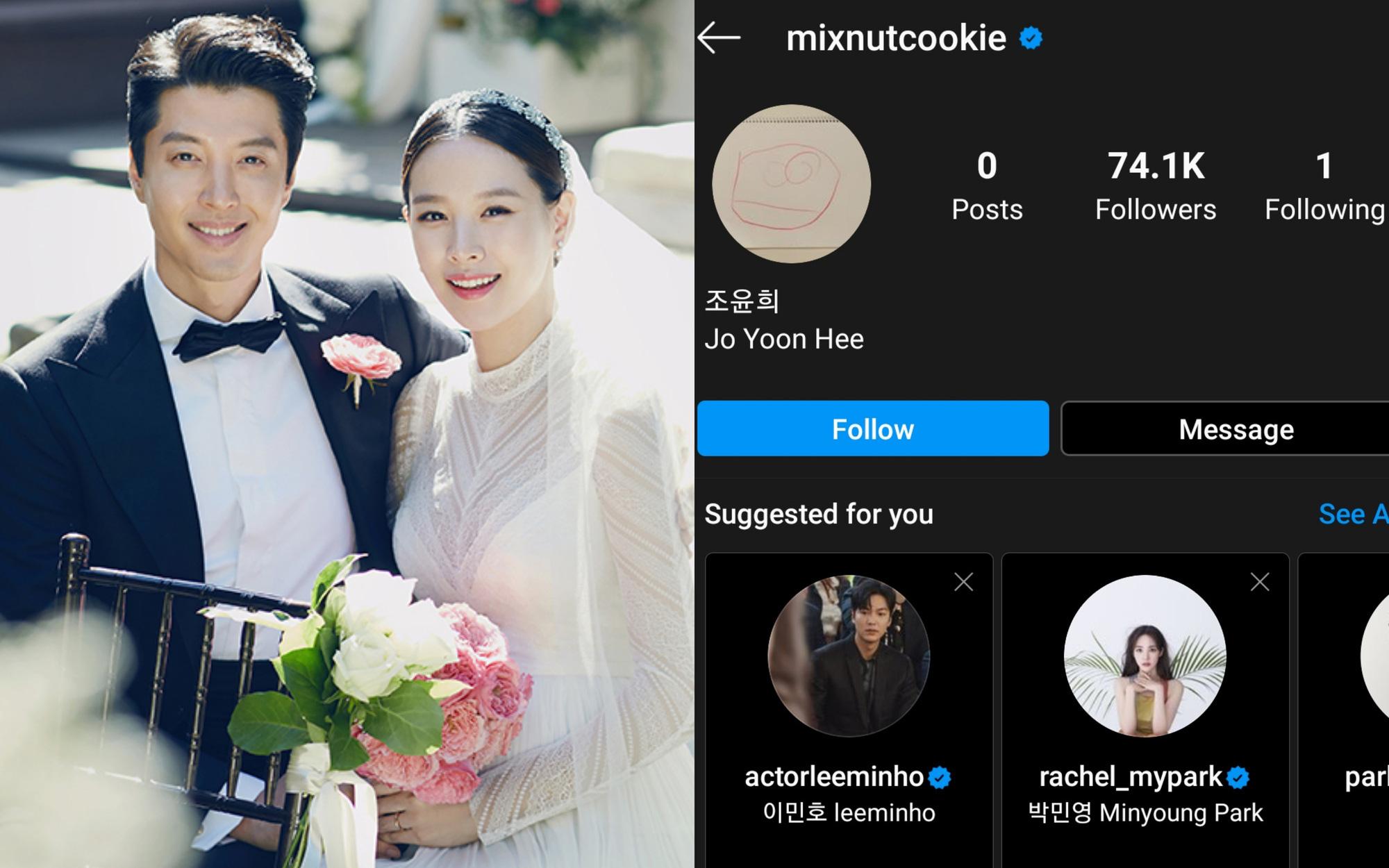 Giữa bão ly hôn, Jo Yoon Hee bất ngờ có động thái đáng phủ sạch sẽ mối quan hệ với Lee Dong Gun
