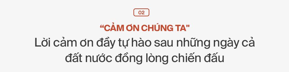 """""""Cảm Ơn Chúng Ta - Đen Vâu: Dành tặng những trái tim Việt Nam cùng chung một niềm tin chiến thắng - Ảnh 4."""