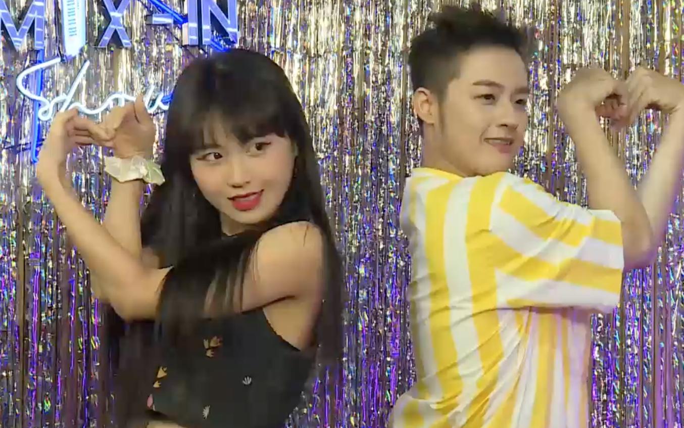 Mix-In Show: Thanh Duy nhảy hit SNSD, Han Sara lại đoán nhầm sang... TWICE