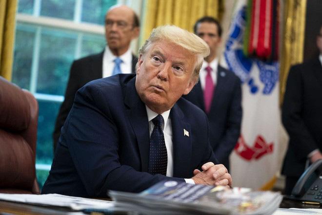 Tổng thống Donald Trump quyết định tổng tấn công Facebook, Twitter, Google và toàn bộ Internet - ảnh 1