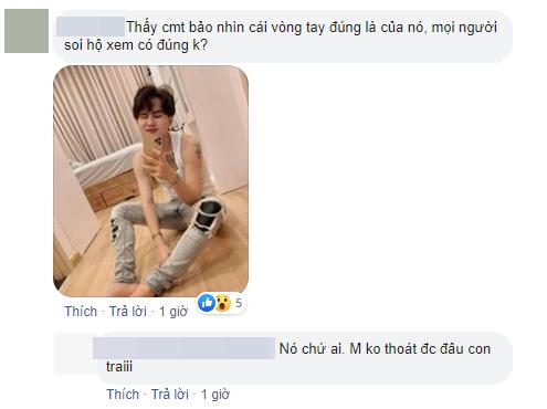 Netizen soi vòng tay của Jack giống y hệt người đàn ông trong clip nói xấu Sơn Tùng M-TP, Sky tranh cãi nhiệt liệt khi idol nằm không cũng dính đạn? - ảnh 1