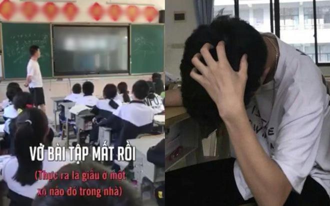 Thầy giáo đanh đá làm hẳn video bóc phốt những trò chối tội của học trò khi không làm bài tập về nhà, xem đến đâu nhột đến đó