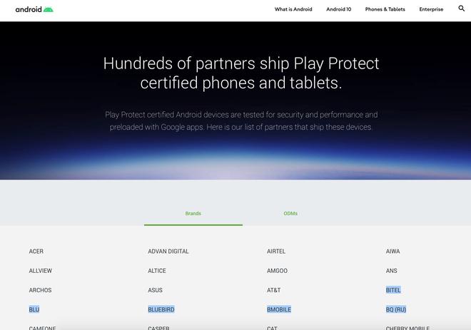 BKAV phản hồi việc Bphone không đạt chứng chỉ Play Protect: Phải đạt 1 triệu máy/năm thì Google mới cấp - ảnh 3