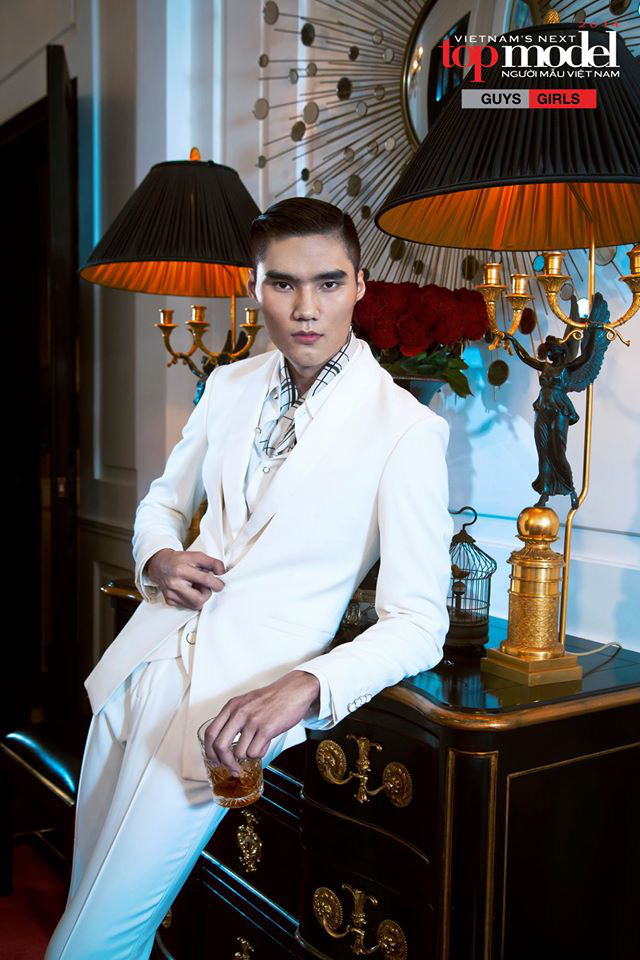 Bạn trai CEO màu tím của Người ấy là ai từng tham gia Vietnam's Next Top Model với 2 vai trò đặc biệt! - ảnh 10