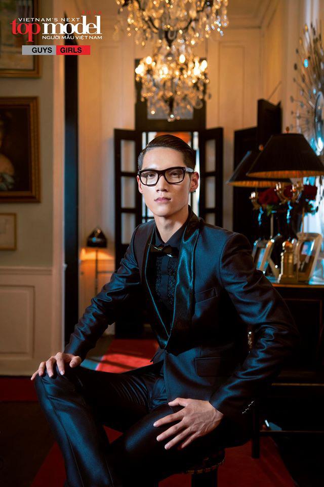 Bạn trai CEO màu tím của Người ấy là ai từng tham gia Vietnam's Next Top Model với 2 vai trò đặc biệt! - ảnh 15