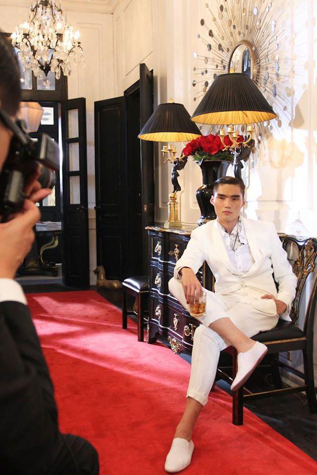 Bạn trai CEO màu tím của Người ấy là ai từng tham gia Vietnam's Next Top Model với 2 vai trò đặc biệt! - ảnh 6