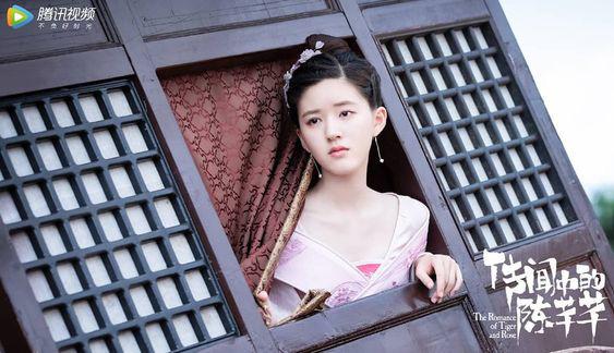Ngất lịm loạt khoảnh khắc xinh như mộng của Triệu Lộ Tư ở Trần Thiên Thiên Trong Lời Đồn - ảnh 10