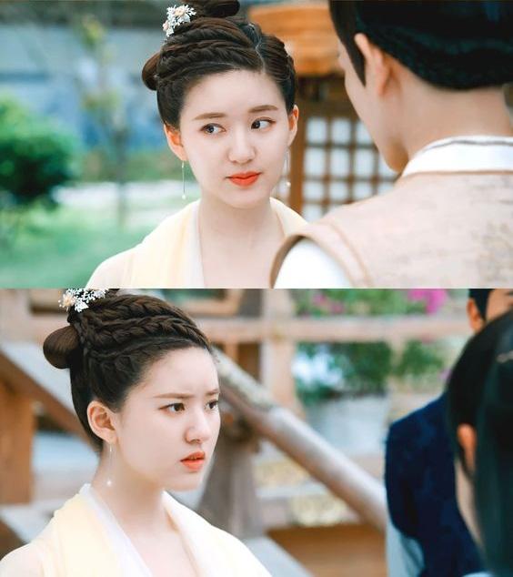 Ngất lịm loạt khoảnh khắc xinh như mộng của Triệu Lộ Tư ở Trần Thiên Thiên Trong Lời Đồn - ảnh 13