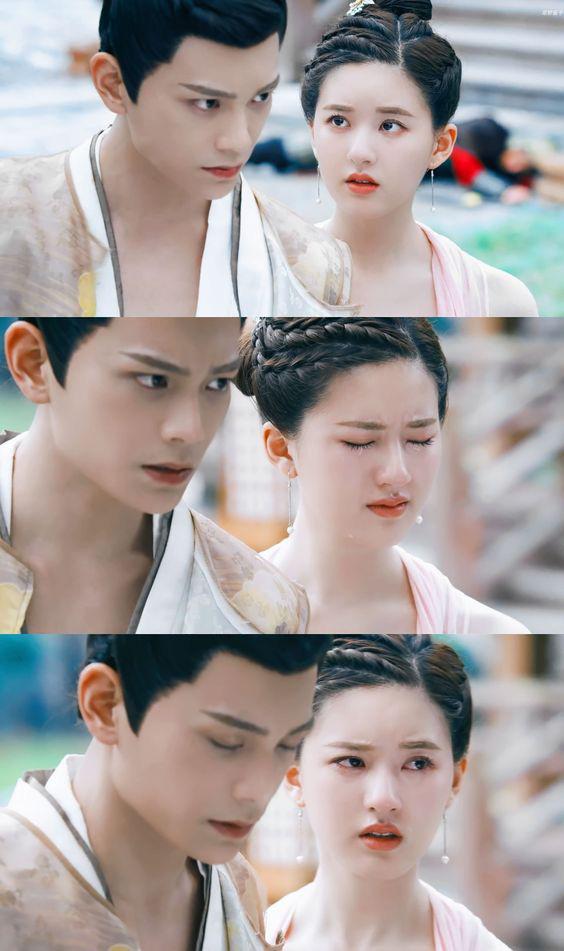 Ngất lịm loạt khoảnh khắc xinh như mộng của Triệu Lộ Tư ở Trần Thiên Thiên Trong Lời Đồn - ảnh 15