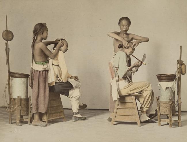 Loạt ảnh triều nhà Thanh nửa cuối thế kỷ 19: Khoảng cách giữa giới thượng lưu, trung lưu và bình dân khiến người xem phải ngỡ ngàng - ảnh 1