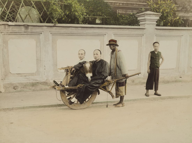 Loạt ảnh triều nhà Thanh nửa cuối thế kỷ 19: Khoảng cách giữa giới thượng lưu, trung lưu và bình dân khiến người xem phải ngỡ ngàng - ảnh 2