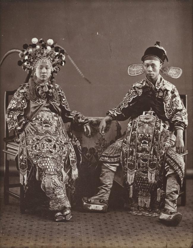 Loạt ảnh triều nhà Thanh nửa cuối thế kỷ 19: Khoảng cách giữa giới thượng lưu, trung lưu và bình dân khiến người xem phải ngỡ ngàng - ảnh 5