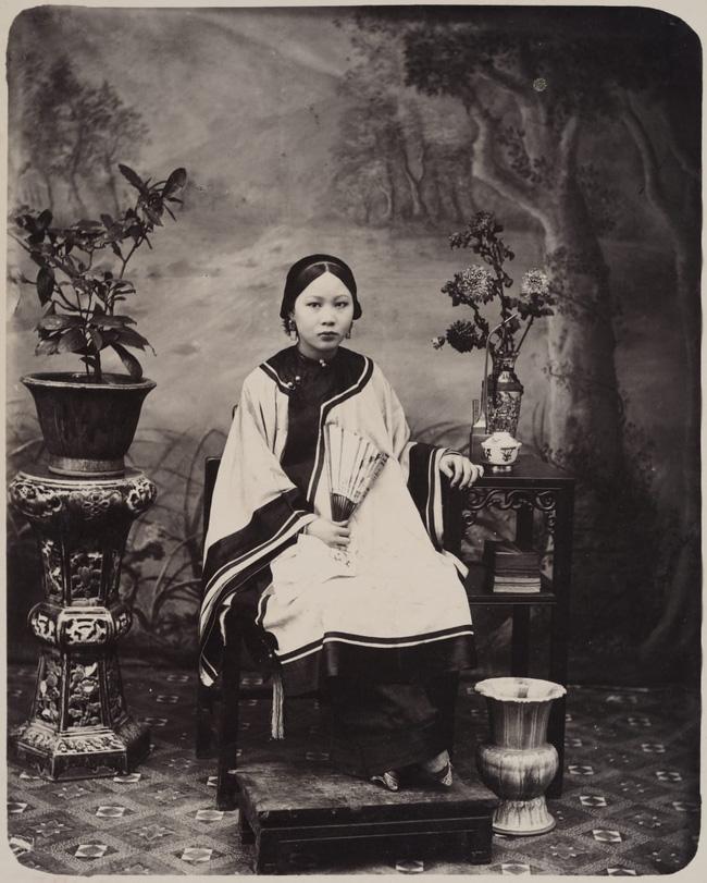 Loạt ảnh triều nhà Thanh nửa cuối thế kỷ 19: Khoảng cách giữa giới thượng lưu, trung lưu và bình dân khiến người xem phải ngỡ ngàng - ảnh 6