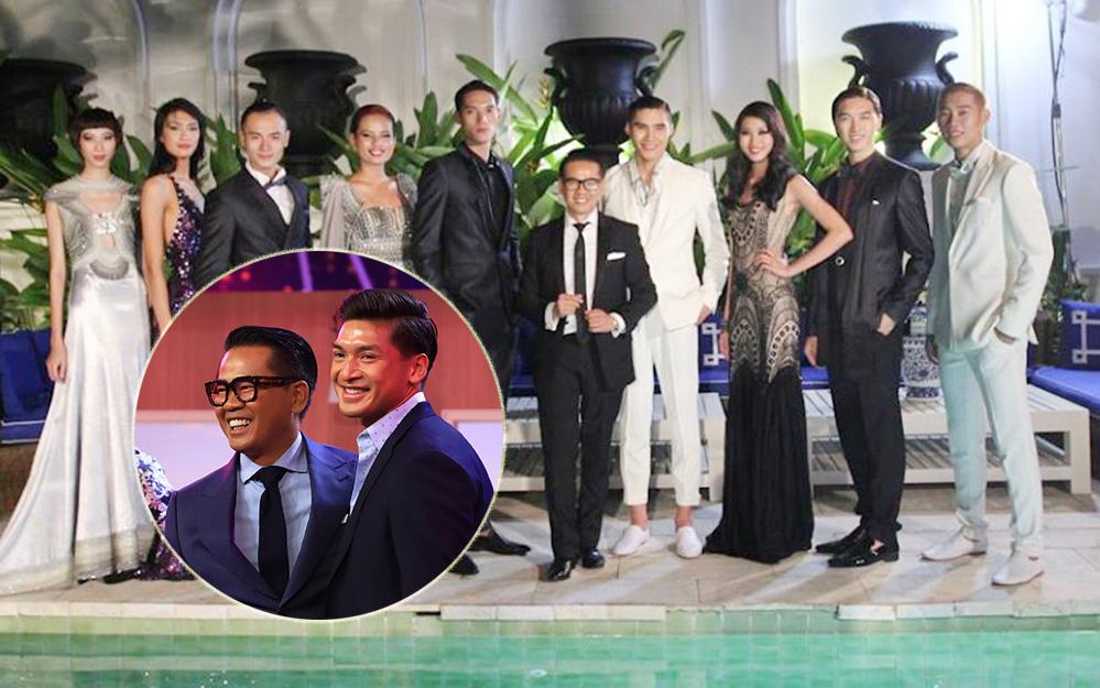 Bạn trai CEO màu tím của ''Người ấy là ai'' từng tham gia ''Vietnam''s Next Top Model'' với 2 vai trò đặc biệt!