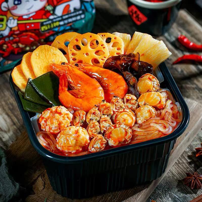đồ ăn Liền Trung Quốc Co Hẳn Một Thế Giới Cac Mon Tự Soi Ma Khong Cần Nấu đa Dạng Mẫu Ma Va Gia Cả Co Những Loại độc Lạ đến Khong