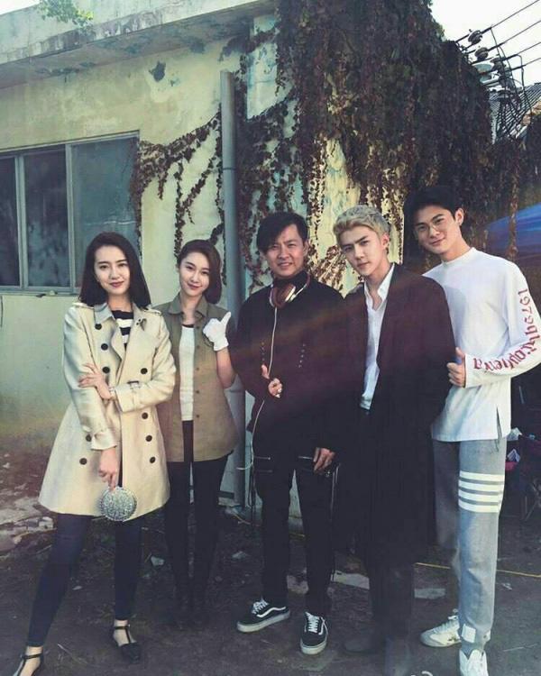 Loạt phim hợp tác Hoa - Hàn xếp kho vì lệnh cấm có cửa lên sóng năm 2020: Lee Jong Suk, Oh Sehun xả hàng? - ảnh 22
