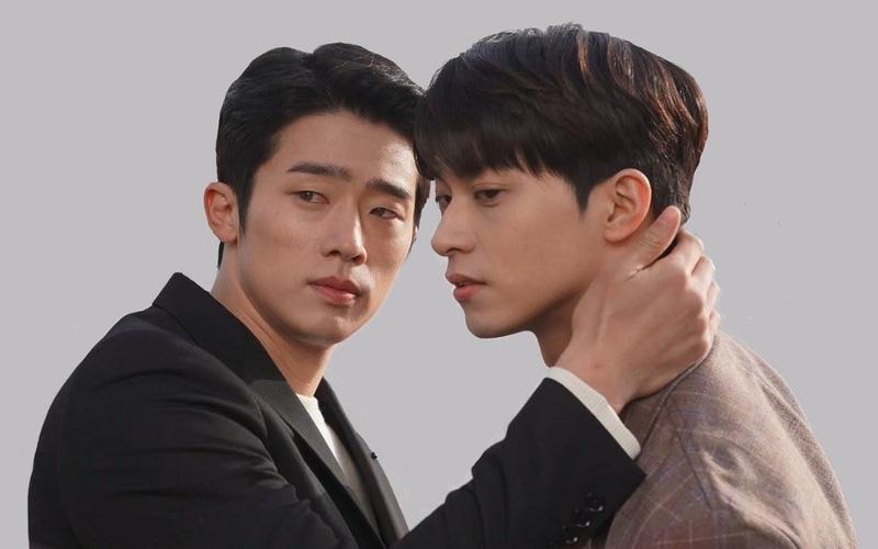"""Web drama đam mỹ đầu tiên của Hàn Quốc sốt xình xịch vì cặp đôi """"cậu chủ - vệ sĩ"""" quá tình tứ"""