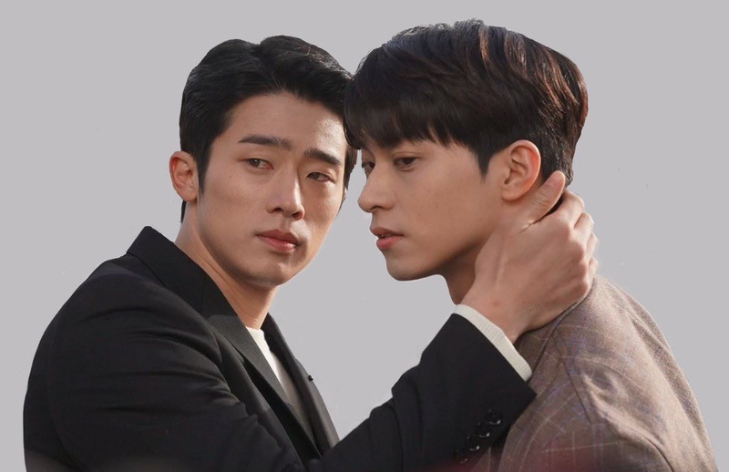 Web drama đam mỹ đầu tiên của Hàn Quốc sốt xình xịch vì cặp đôi cậu chủ - vệ sĩ quá tình tứ - Ảnh 8.