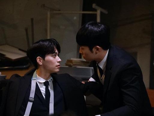 Web drama đam mỹ đầu tiên của Hàn Quốc sốt xình xịch vì cặp đôi cậu chủ - vệ sĩ quá tình tứ - Ảnh 7.