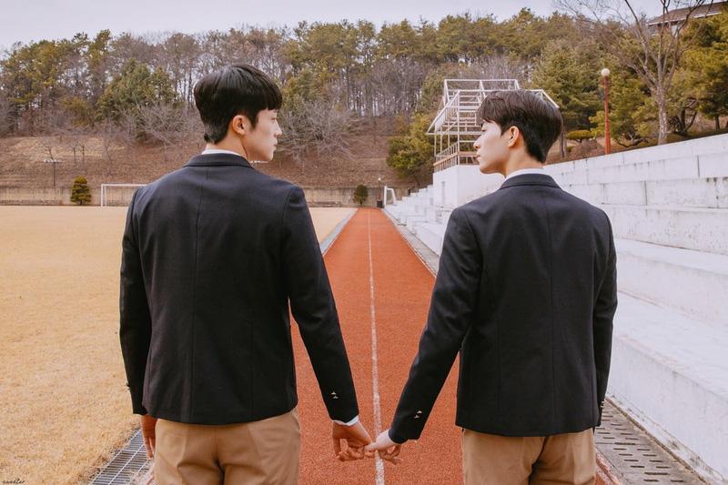 Web drama đam mỹ đầu tiên của Hàn Quốc sốt xình xịch vì cặp đôi cậu chủ - vệ sĩ quá tình tứ - Ảnh 10.
