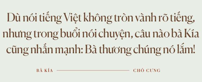 Cuộc đoàn tụ của cụ bà và con chó Cưng ở Hà Giang: Chó về rồi, bà không khóc nữa - Ảnh 5.