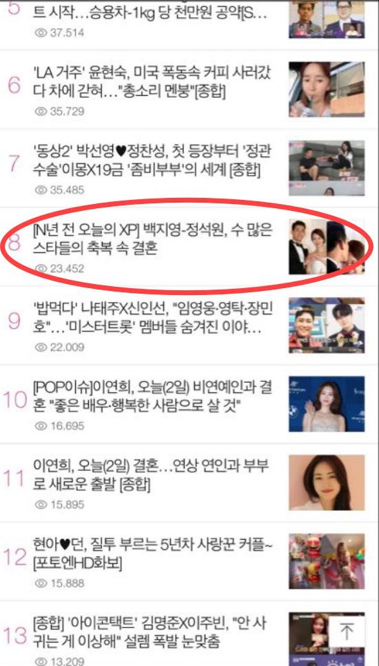 """Đám cưới ca sĩ """"Secret Garden"""" lên top Naver vì như """"bê"""" nửa Kbiz đến chung vui: Yoo Jae Suk, Park Bo Young, Sistar, cả chủ tịch JYP tụ họp đủ - ảnh 2"""