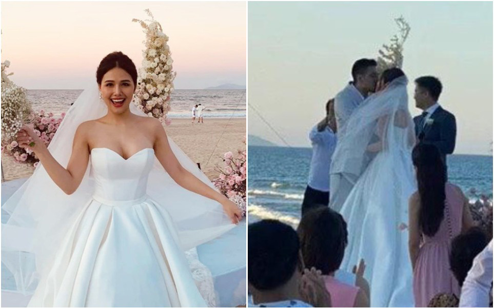 Toàn cảnh đám cưới khủng Phanh Lee và chồng đại gia tập đoàn nghìn tỷ