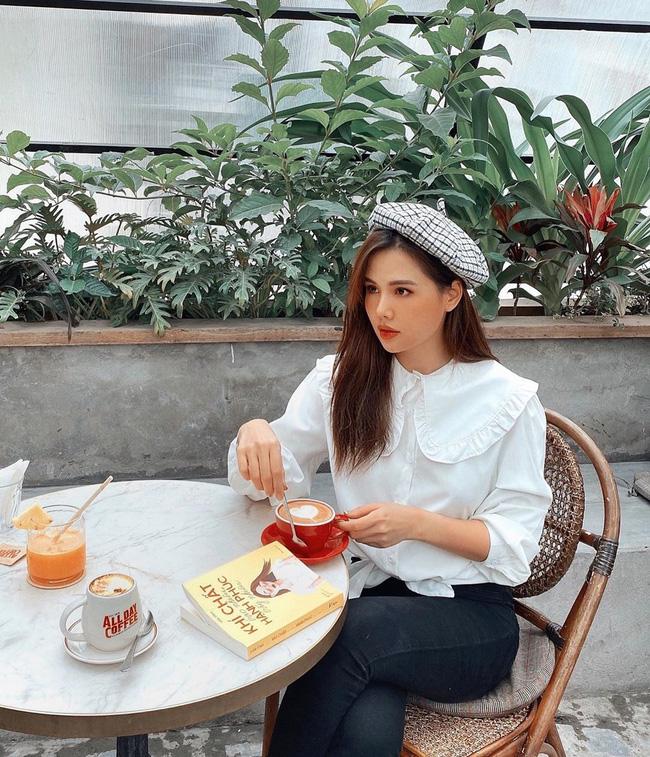 Phanh Lee có 10 cách diện áo blouse cực khéo, chị em học theo thì đi làm hay đi chơi cũng được khen mặc đẹp - Ảnh 1.